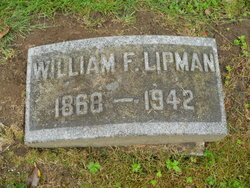 William F Lipman