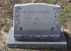 Robert Lacy Pridgen