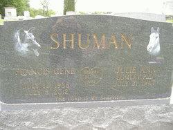 Franics Gene Shuman