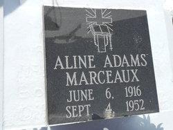 Aline <i>Adams</i> Marceaux