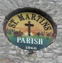 Saint Martin Catholic Cemetery