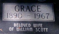 Grace Ann <i>Lowe</i> Scott