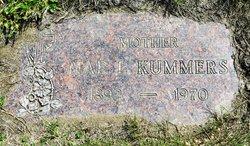 Lennie Mae <i>Gilkey</i> Kummers