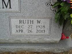 Ruth <i>Williamson</i> Ingram