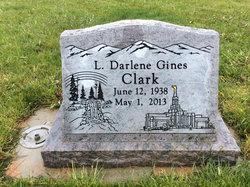 LaReta Darlene <i>Gines</i> Clark