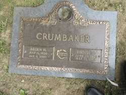 Arden Homer Crumbaker