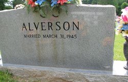 Clarence Ervin Alverson
