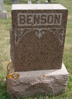 Louisa <i>Clark</i> Benson