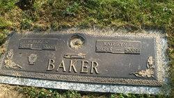 Kathryn L. Katie <i>Ness</i> Baker