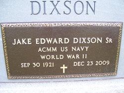 Jake E. Dixson, Sr