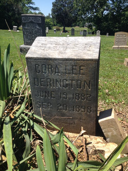 Cora Lee Derrington