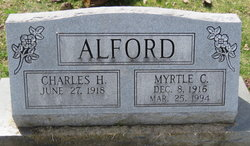 Charles H Alford