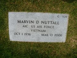 Marvin Dewain Nuttall