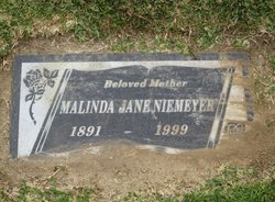 Malinda Jane Niemeyer