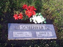 Mary A. Pat <i>Patty</i> Schehrer