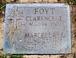 Marcella Joyce Marcie <i>Yackel</i> Foyt