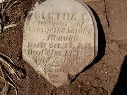 Bertha F. Albaugh
