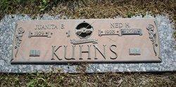 Ned H Kuhns, Sr