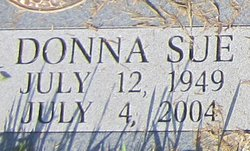 Donna Sue <i>Outlaw</i> Daniel