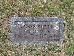 Agnes M. <i>Prince</i> Hutchinson