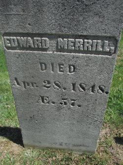 Edward Merrill