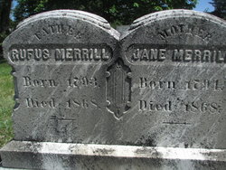 Rufus Merrill