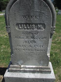 Lillis M Merrill