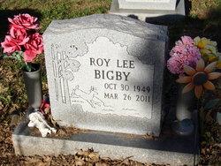 Roy Lee Bigby