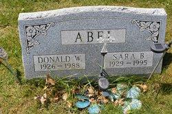 Donald W Abel