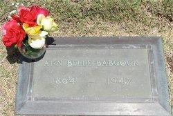 Ann Belle <i>Bingham</i> Babcock