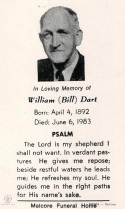 William Dart