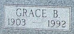 Grace B. <i>Vinson</i> Monical