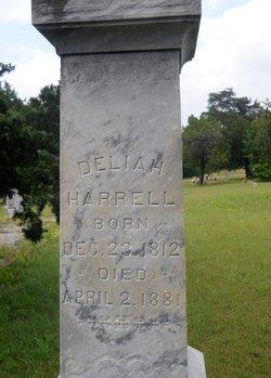 Deliah <i>Jones</i> Harrell
