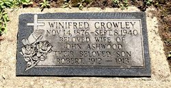 Winifred <i>Crowley</i> Ashwood