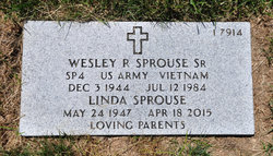 Wesley R Sprouse, Sr