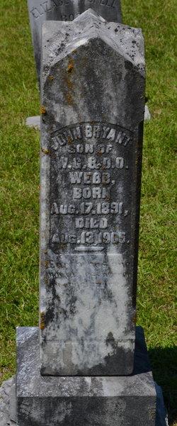 John Bryant Webb