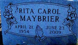 Rita Carol Maybrier