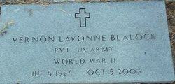 Vernon Lavonne Blalock