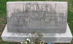Mary Borst