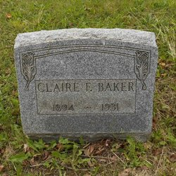 Claire F. Baker