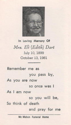 Edith Dart