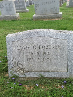 Lovie G. Bortner