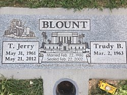 Thomas Jerry Blount