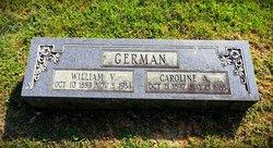Caroline A. German