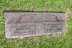 John W Wykle