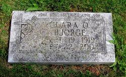 Clara O. <i>Johnson</i> Bjorge King