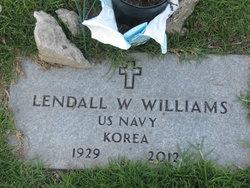 Lendall Ward Len Williams