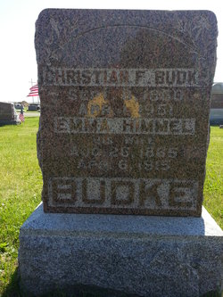 Emma <i>Himmel</i> Budke