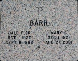 Mary Genevieve Gen <i>Morin</i> Barr