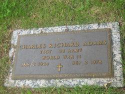 TSgt Charles Richard Adams